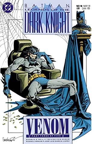 Batman: Legends of the Dark Knight No.18
