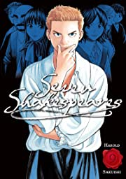 Seven Shakespeares (comiXology Originals) Vol. 9