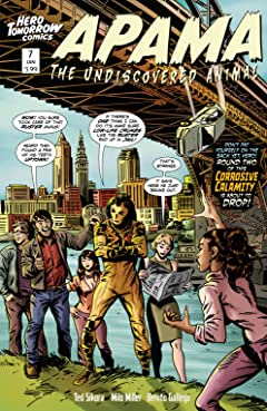 Apama - The Undiscovered Animal #7