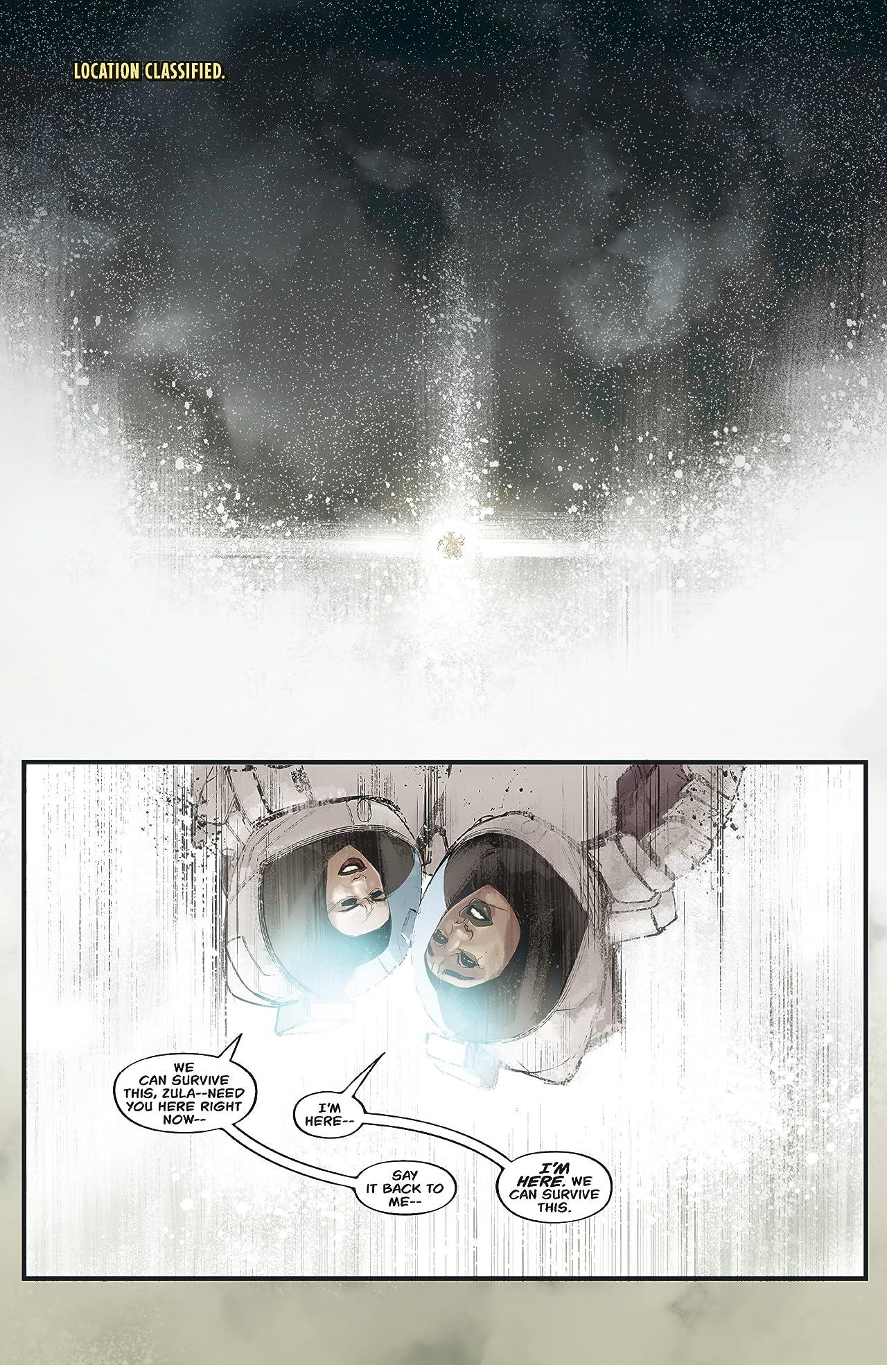Aliens: Resistance #3
