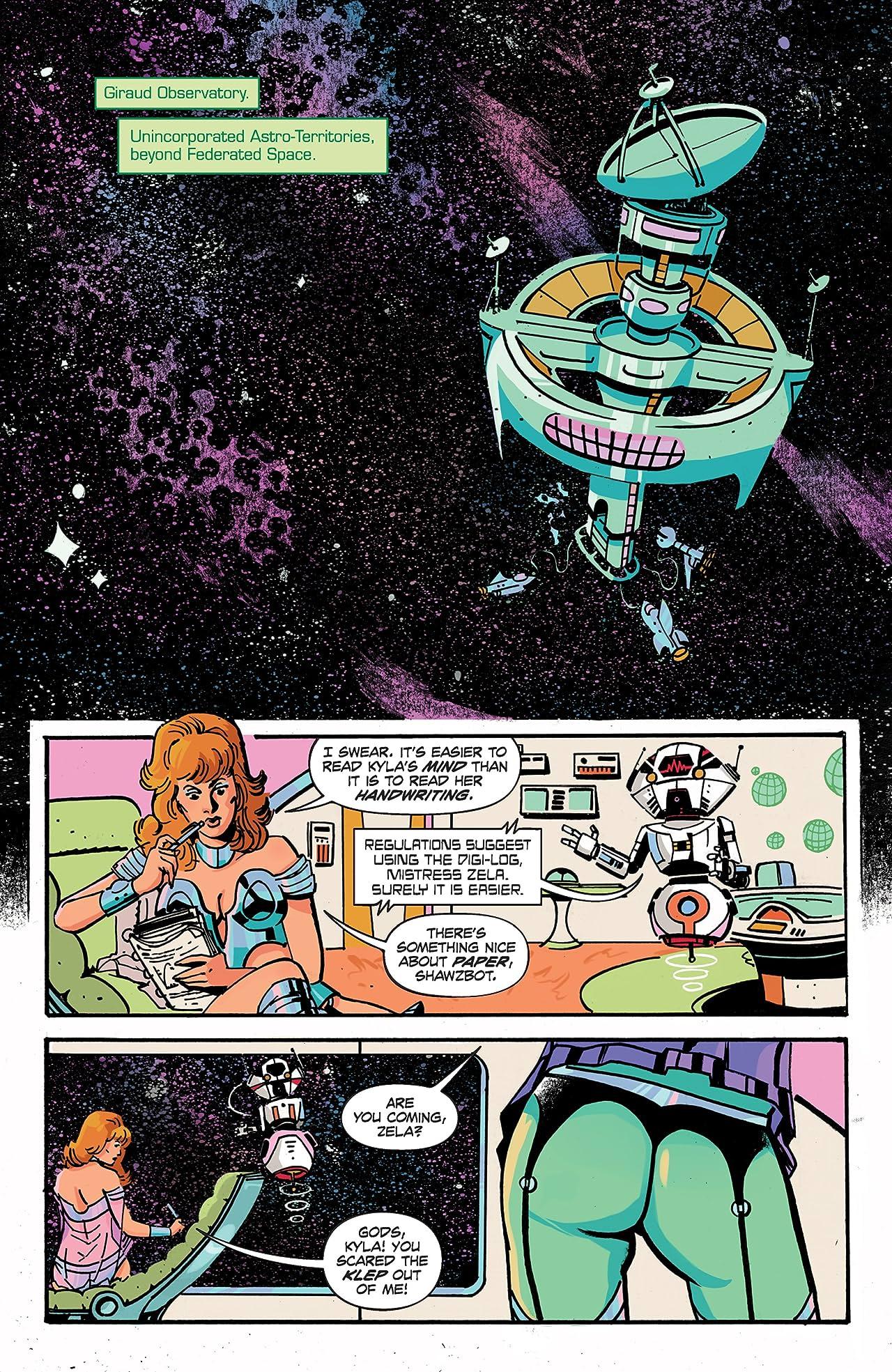 Astro Hustle #1