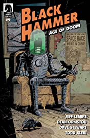 Black Hammer: Age of Doom #9