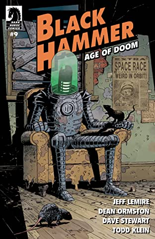 Black Hammer: Age of Doom No.9