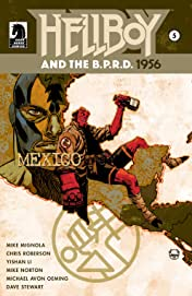 Hellboy and the B.P.R.D.: 1956 #5