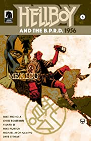 Hellboy and the B.P.R.D.: 1956 No.5