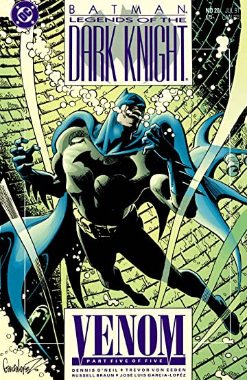 Batman: Legends of the Dark Knight #20