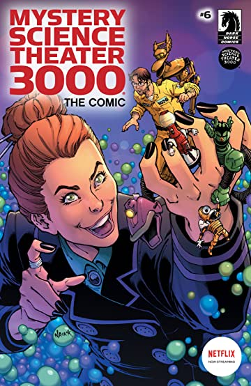 Mystery Science Theater 3000 #6