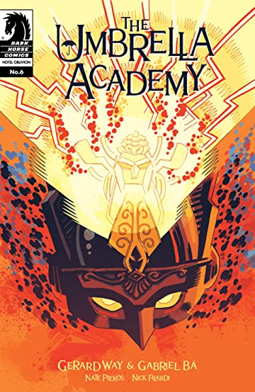 Umbrella Academy: Hotel Oblivion No.6