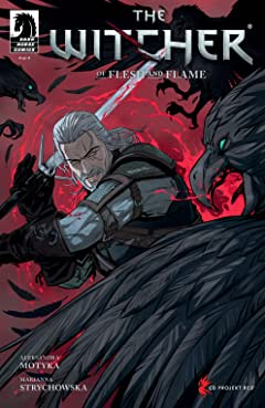 Witcher: Of Flesh and Flame No.4