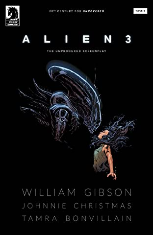 William Gibson's Alien 3 No.5
