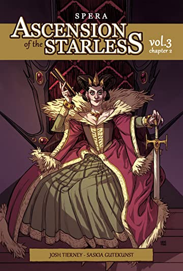 Spera: Ascension of the Starless Vol. 3 No.2