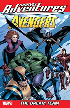 Marvel Adventures The Avengers Vol. 4: The Dream Team