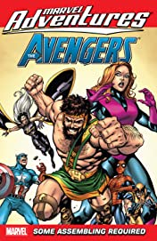 Marvel Adventures The Avengers Vol. 5: Some Assembling Required