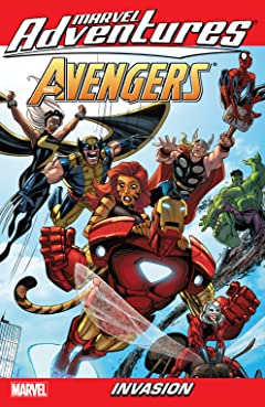Marvel Adventures The Avengers Vol. 10: Invasion