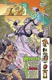 Marvel Adventures The Avengers Vol. 10: Invasion