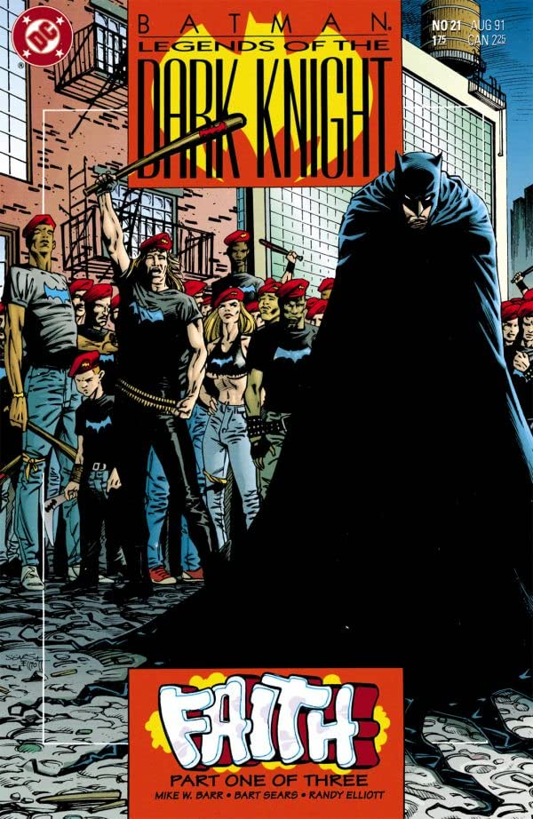 Batman: Legends of the Dark Knight #21