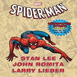 Spider-Man: Newspaper Strips Vol. 2
