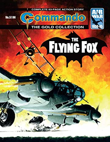 Commando #5196: The Flying Fox