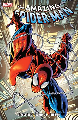Amazing Spider-Man by J.M.S. Ultimate Collection Book Three