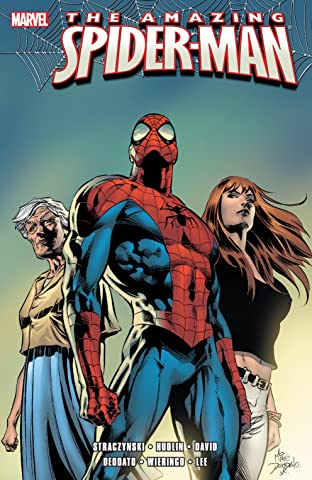 Amazing Spider-Man by J.M.S. Ultimate Collection Book Four