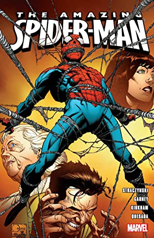 Amazing Spider-Man by J.M.S. Ultimate Collection Book Five