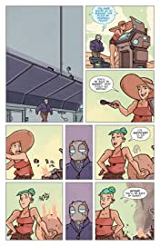 Atomic Robo and the Dawn of a New Era No.1