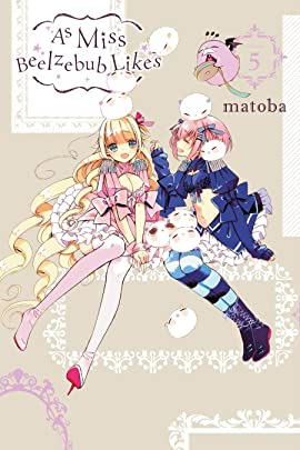 As Miss Beelzebub Likes Vol. 5