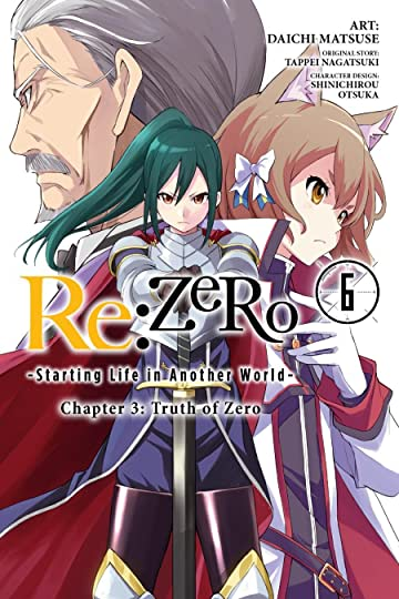 Re:ZERO -Starting Life in Another World-, Chapter 3: Truth of Zero Vol. 6