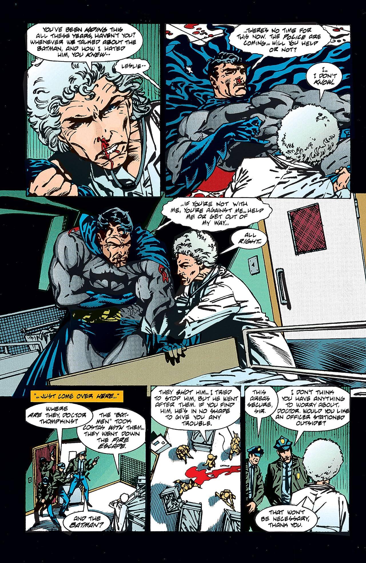 Batman: Legends of the Dark Knight #23