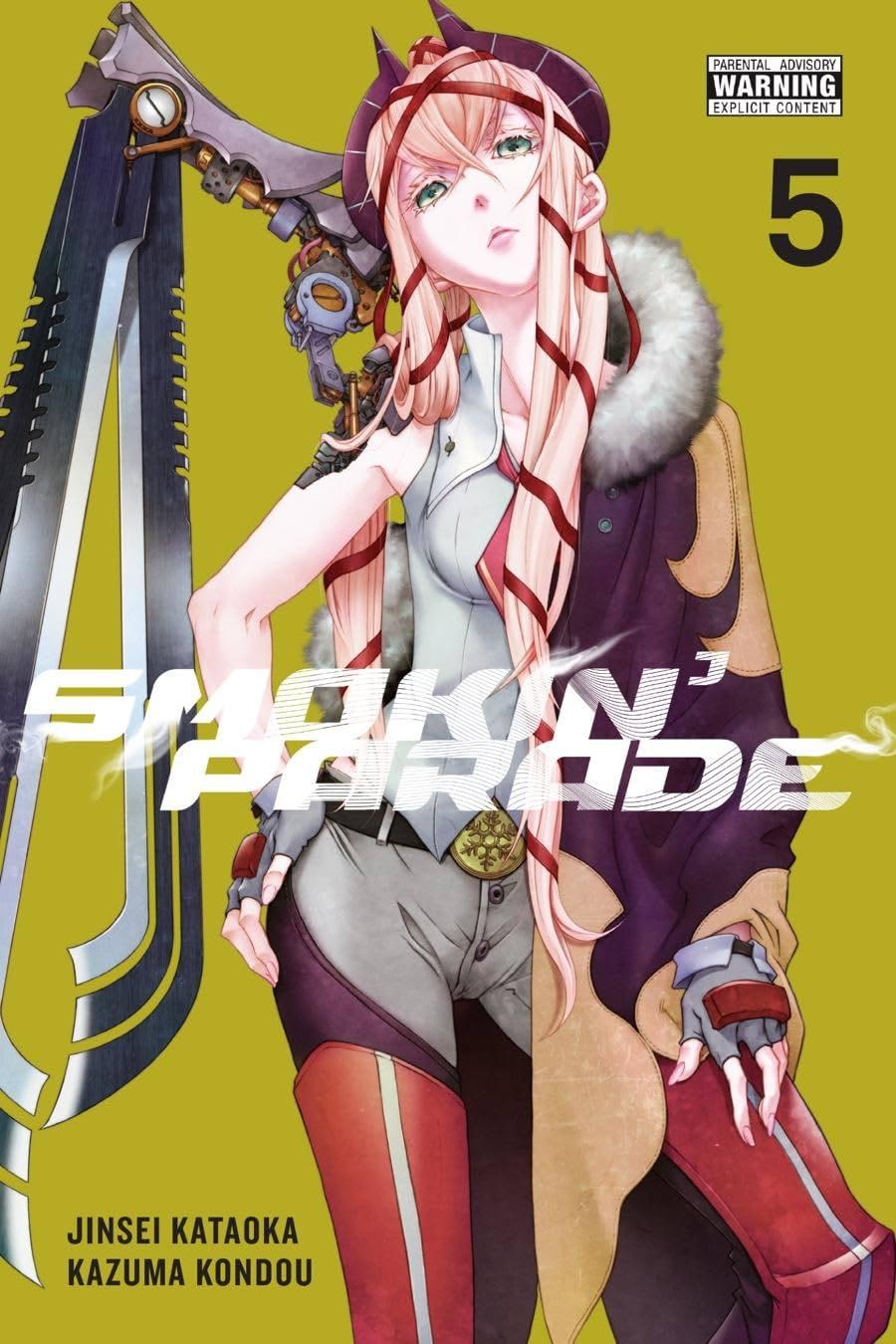 Smokin' Parade Vol. 5