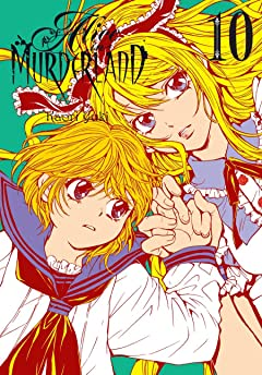 Alice in Murderland Vol. 10