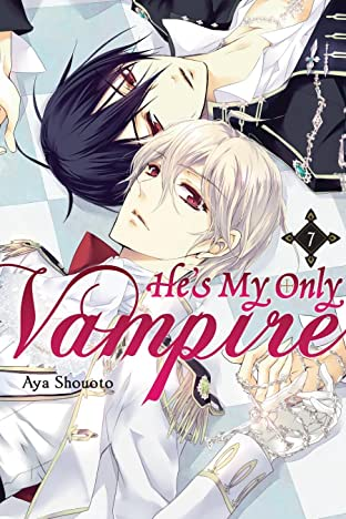 He's My Only Vampire Tome 7