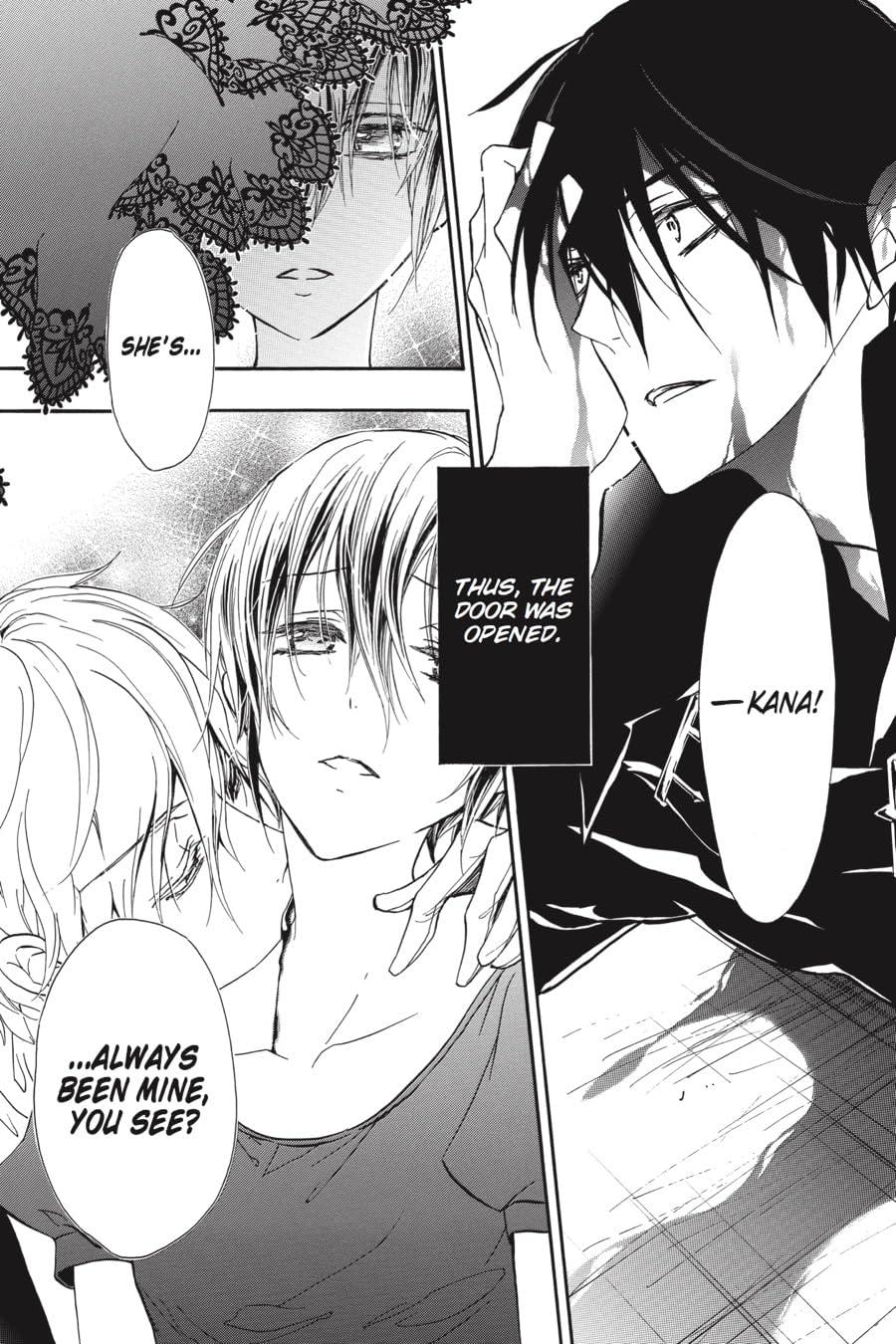 He's My Only Vampire Vol. 9
