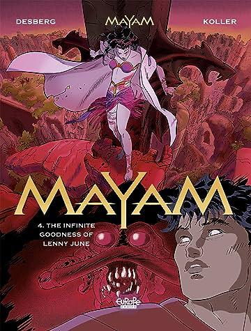 Mayam Vol. 4: The Infinite Goodness of Lenny June