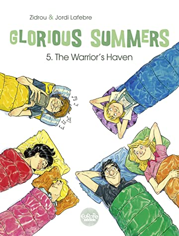 Glorious Summers Vol. 5: The Warrior's Haven