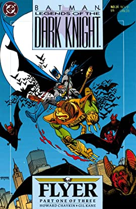Batman: Legends of the Dark Knight #24