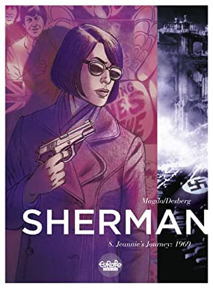 Sherman Tome 8: Jeannie's Journey 1969