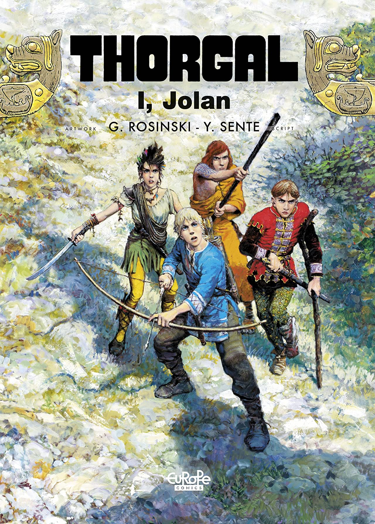 Thorgal Vol. 22: Jolan