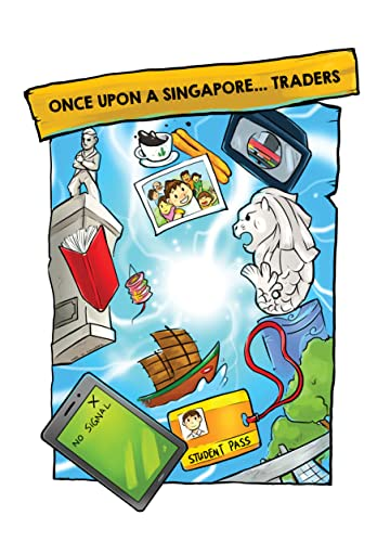 Once Upon A Singapore... Traders