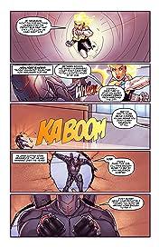 Xob the Lightning Wielder #1