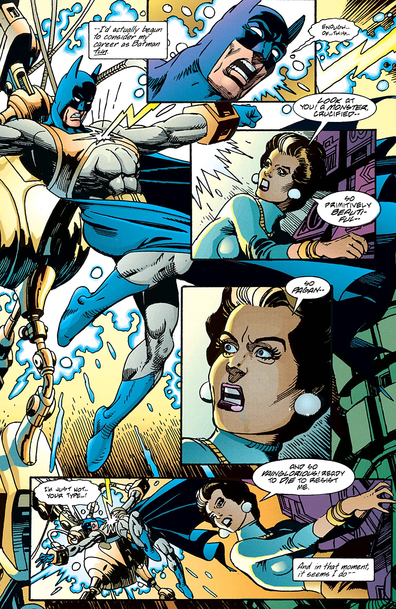 Batman: Legends of the Dark Knight #26