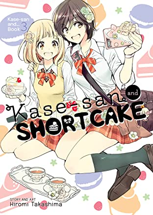 Kase-san and Shortcake Tome 3