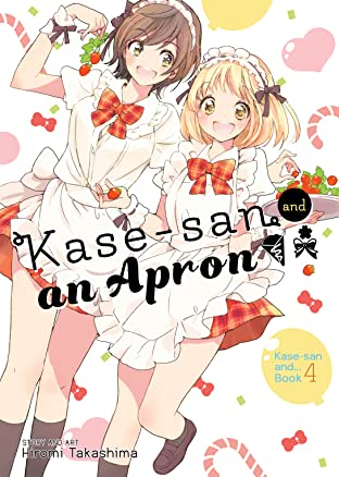 Kase-san and an Apron Tome 4