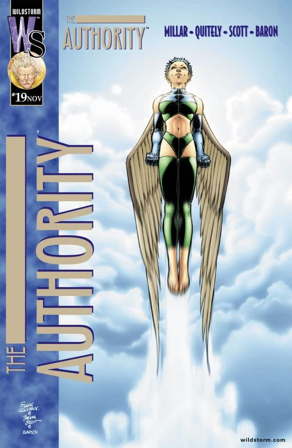 The Authority Vol. 1 #19