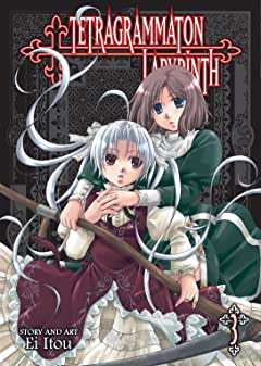 Tetragrammaton Labyrinth Vol. 3