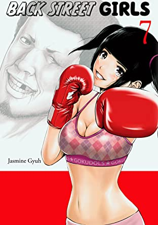 Back Street Girls Tome 7
