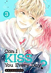 Can I Kiss You Every Day? Tome 3