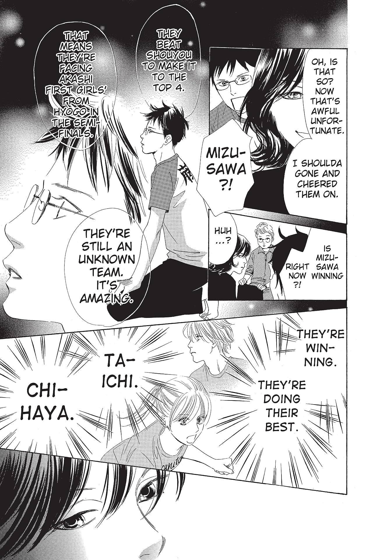 Chihayafuru Tome 14