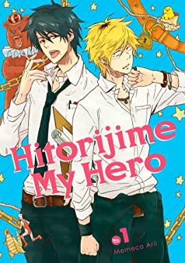 Hitorijime My Hero Vol. 1