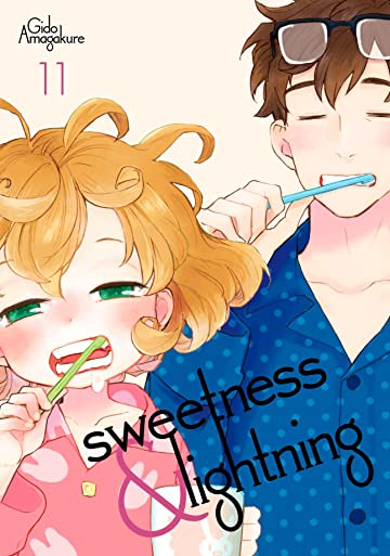 Sweetness and Lightning Vol. 11